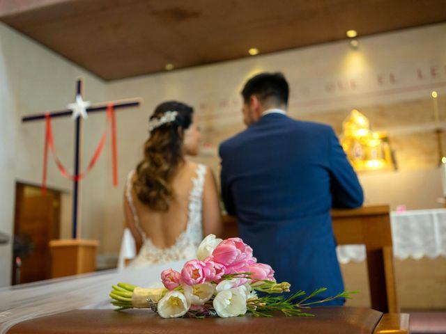 El matrimonio de Eduardo y Karla en Lo Barnechea, Santiago 15