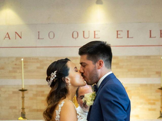 El matrimonio de Eduardo y Karla en Lo Barnechea, Santiago 17