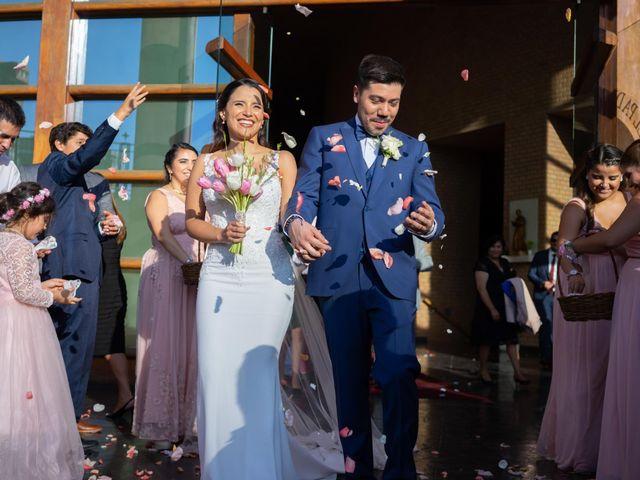 El matrimonio de Eduardo y Karla en Lo Barnechea, Santiago 20