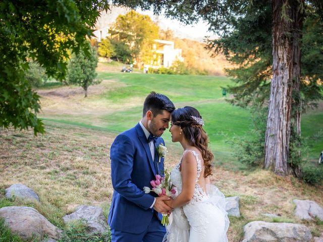 El matrimonio de Eduardo y Karla en Lo Barnechea, Santiago 21