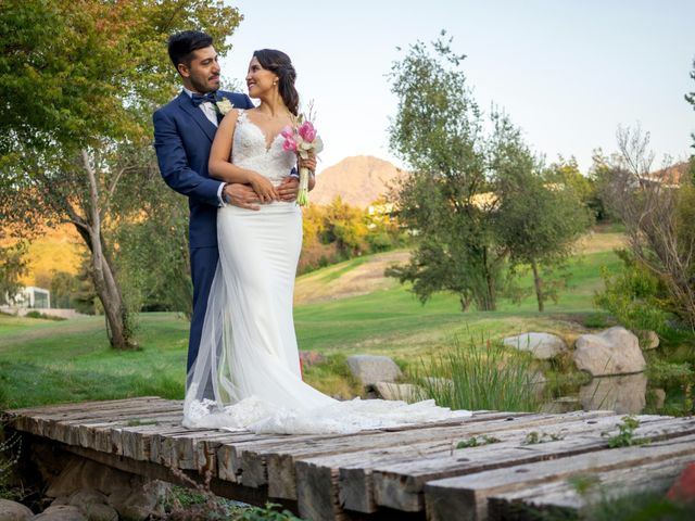 El matrimonio de Eduardo y Karla en Lo Barnechea, Santiago 26