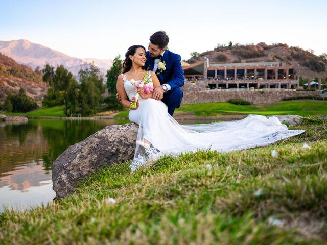 El matrimonio de Eduardo y Karla en Lo Barnechea, Santiago 30