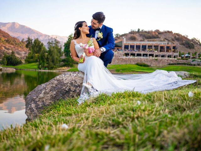 El matrimonio de Eduardo y Karla en Lo Barnechea, Santiago 31