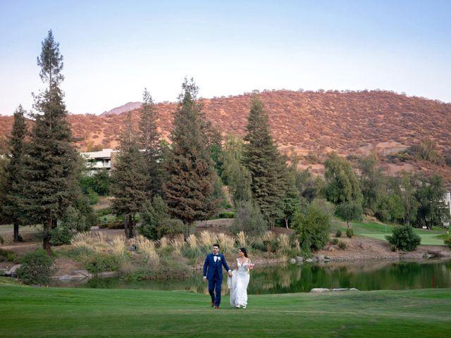El matrimonio de Eduardo y Karla en Lo Barnechea, Santiago 33