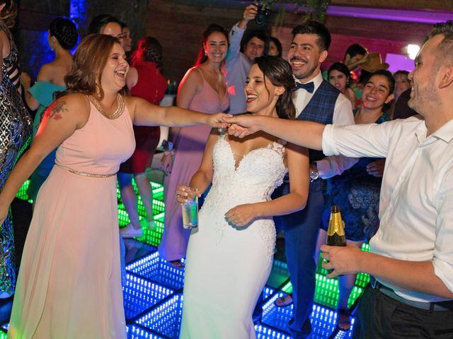 El matrimonio de Eduardo y Karla en Lo Barnechea, Santiago 57