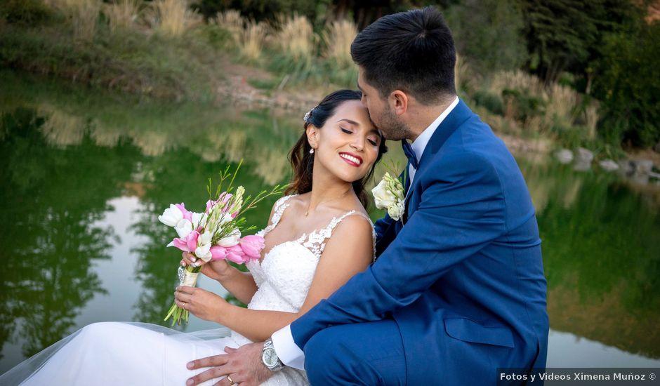 El matrimonio de Eduardo y Karla en Lo Barnechea, Santiago