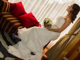 El matrimonio de Karen y Cristian 3
