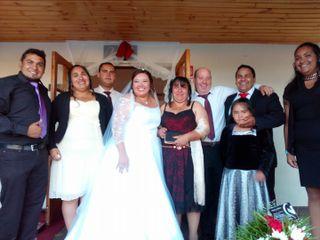El matrimonio de Nataly  y Darío  2