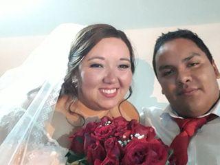 El matrimonio de Nataly  y Darío