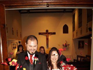 El matrimonio de Pamela y Sebastián 3