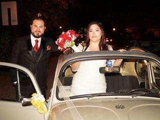 El matrimonio de Pamela y Sebastián