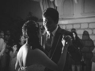 El matrimonio de Traizi y Alfonso 1