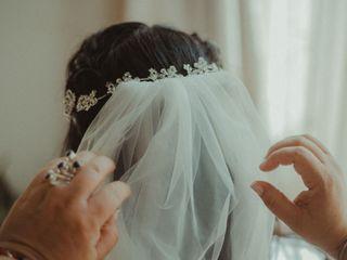El matrimonio de Leslie y Ariel 3