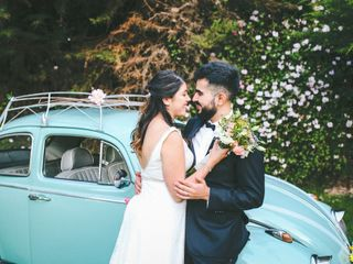 El matrimonio de Daniela y Camilo 3