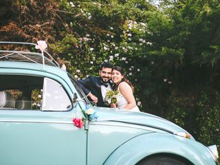 El matrimonio de Daniela y Camilo 1