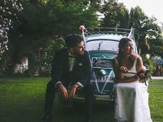 El matrimonio de Daniela y Camilo 2