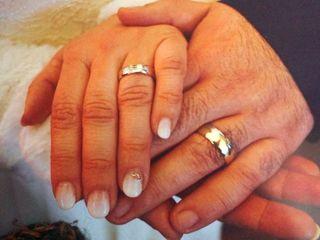 El matrimonio de Marie Claire  y Sebastián  3