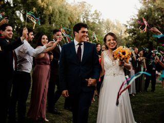 El matrimonio de Camifer y Diego