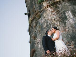 El matrimonio de Loreto y Carlos