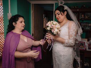 El matrimonio de Stephanis   y Sebastián  1