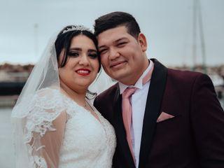 El matrimonio de Stephanis   y Sebastián