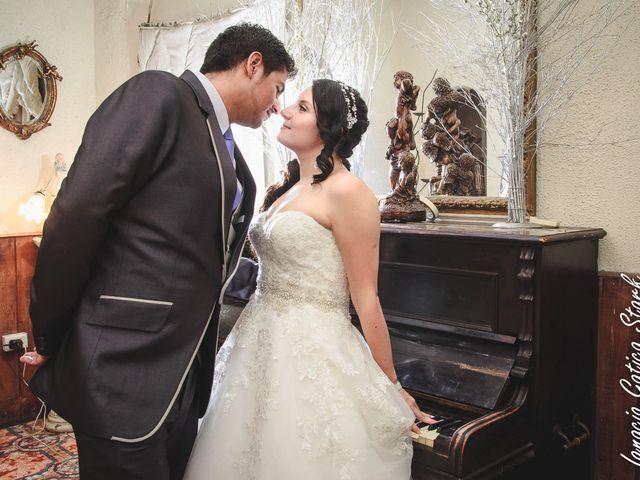 El matrimonio de Traizi y Alfonso