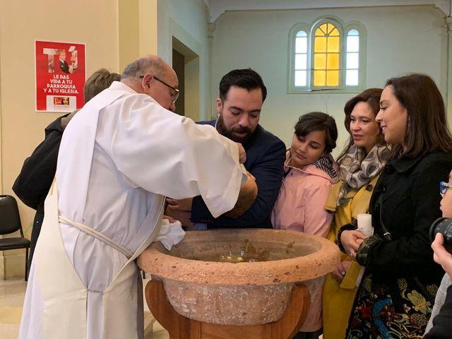 El matrimonio de Sebastián  y Marie Claire  en Ñuñoa, Santiago 10
