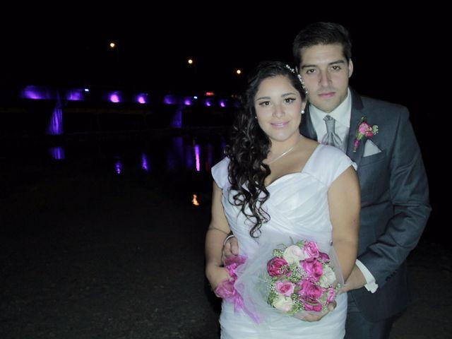 El matrimonio de Jessenia y Javier