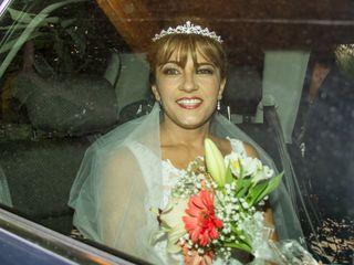 El matrimonio de Paola y Patricio 2