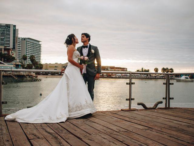 El matrimonio de Ernesto y Kathleen