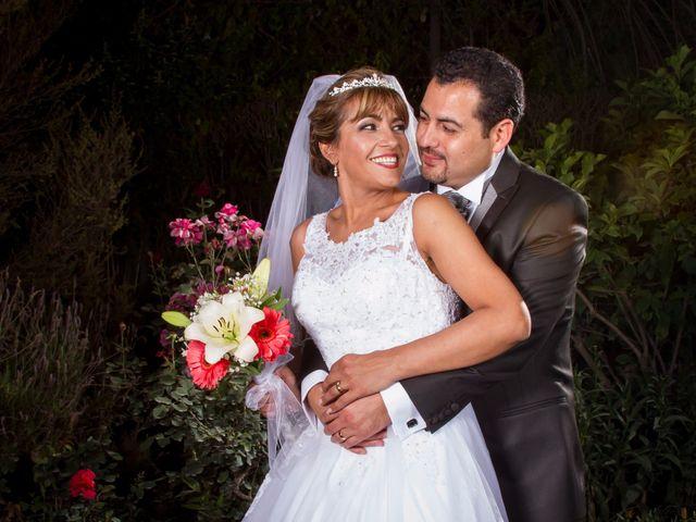 El matrimonio de Paola y Patricio