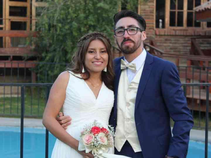 El matrimonio de Scarlet  y Marcelo