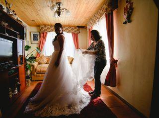 El matrimonio de Natalia y Carlos  3