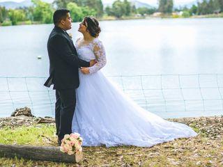 El matrimonio de Dámaris y Felipe 3