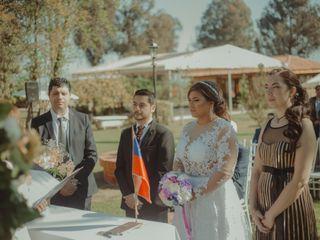 El matrimonio de Naylimar y Rodrigo 1