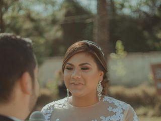 El matrimonio de Naylimar y Rodrigo 2