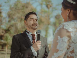 El matrimonio de Naylimar y Rodrigo 3