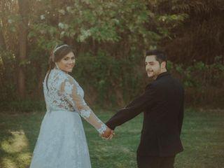 El matrimonio de Naylimar y Rodrigo