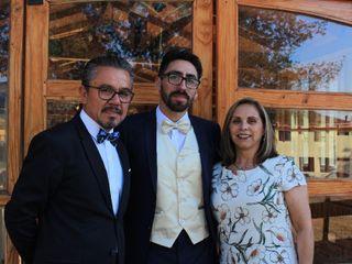 El matrimonio de Scarlet  y Marcelo  1
