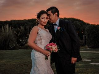 El matrimonio de Scarlet y Wilson 1