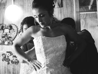 El matrimonio de Natasha y Diego 2