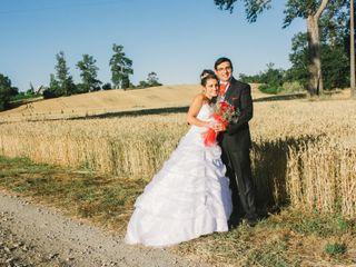 El matrimonio de Natasha y Diego