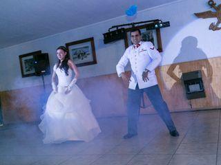 El matrimonio de Paulina y Christian