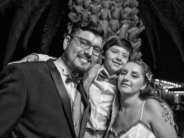 El matrimonio de Paula y Felipe