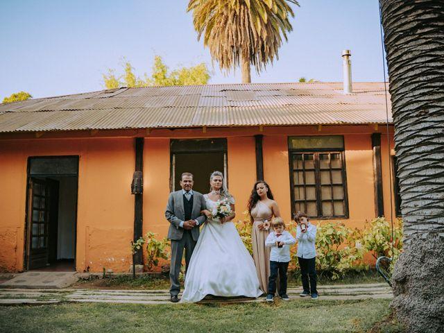 El matrimonio de Enzo y Caro en Isla de Maipo, Talagante 27