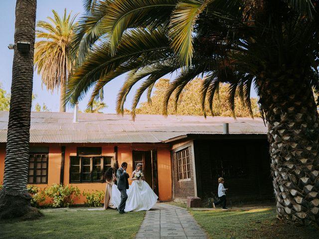 El matrimonio de Enzo y Caro en Isla de Maipo, Talagante 28