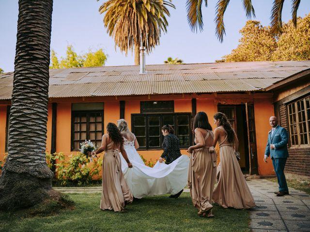 El matrimonio de Enzo y Caro en Isla de Maipo, Talagante 50