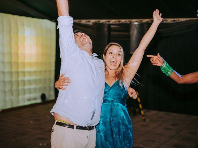 El matrimonio de Enzo y Caro en Isla de Maipo, Talagante 101