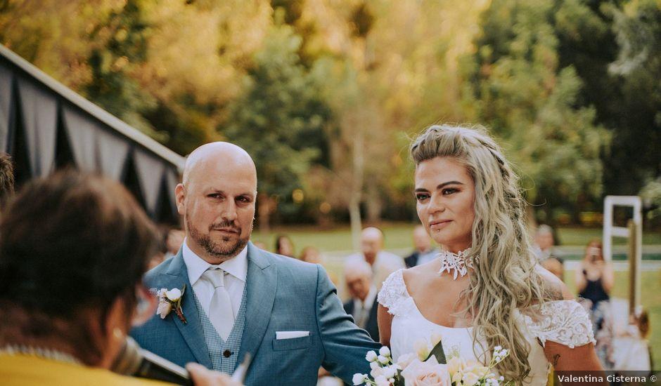 El matrimonio de Enzo y Caro en Isla de Maipo, Talagante