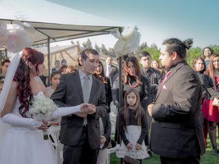 El matrimonio de María y Sebastián 3